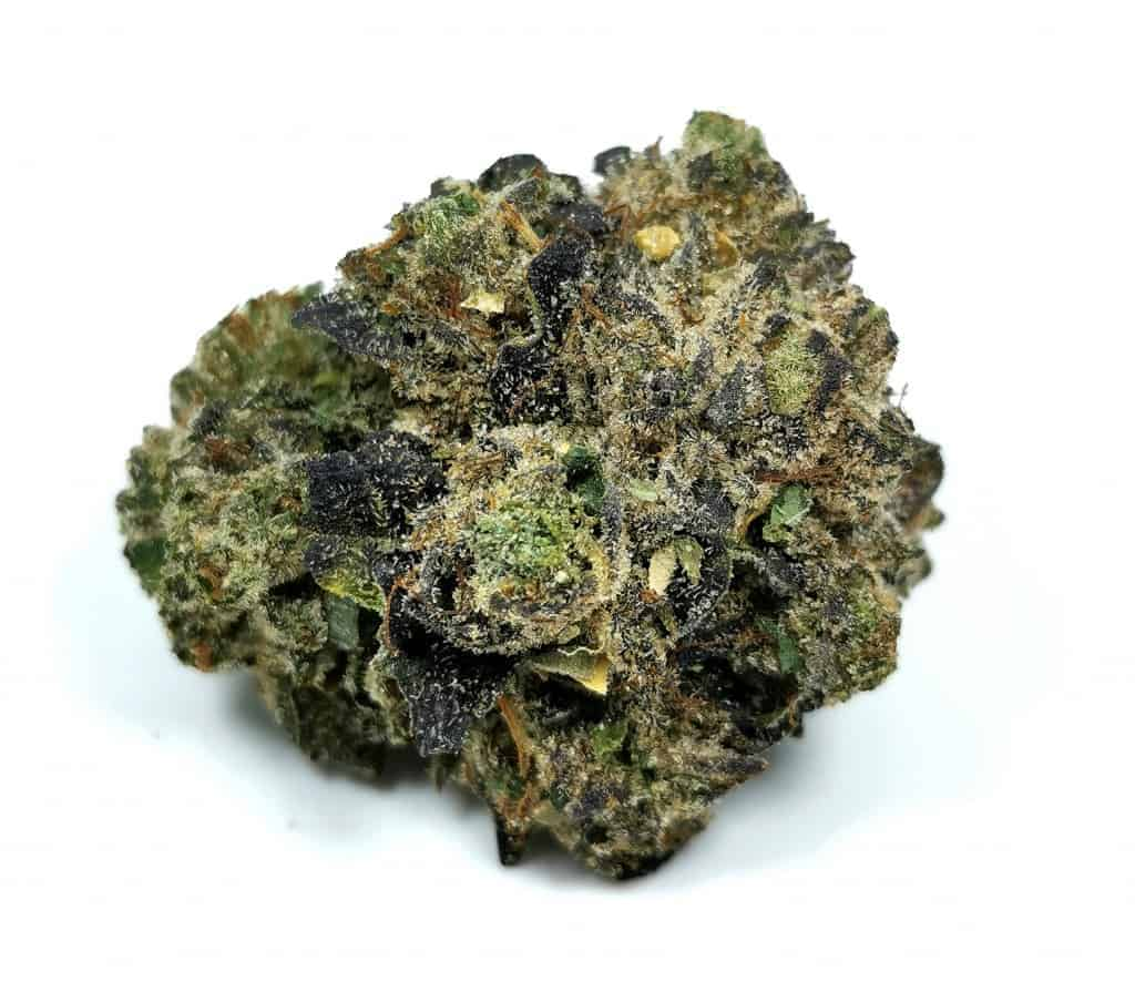 Pink kush strain review pic of flower