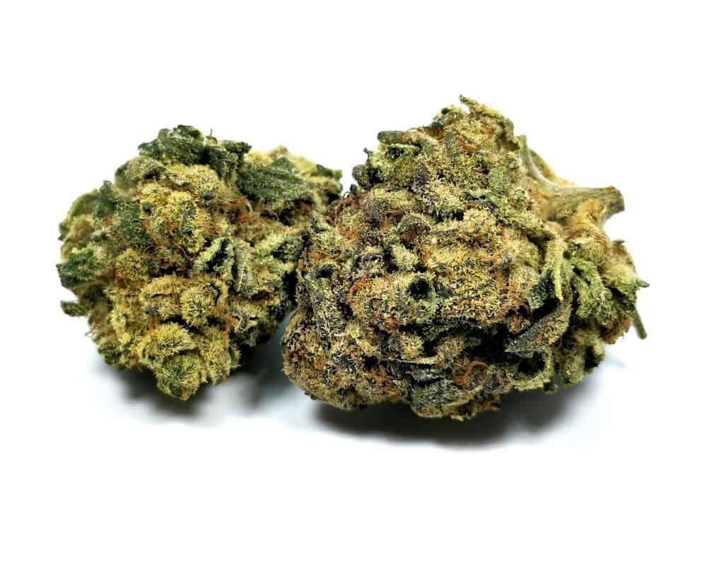 hawaii heartbreak strain review, headstash, picture of cannabis flower